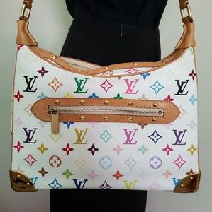 Louis Vuitton  Boulogne multicolored